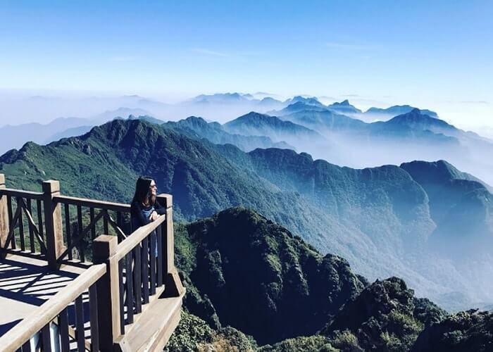 Vị trí Check In Săn Mây Tại Lào Cai