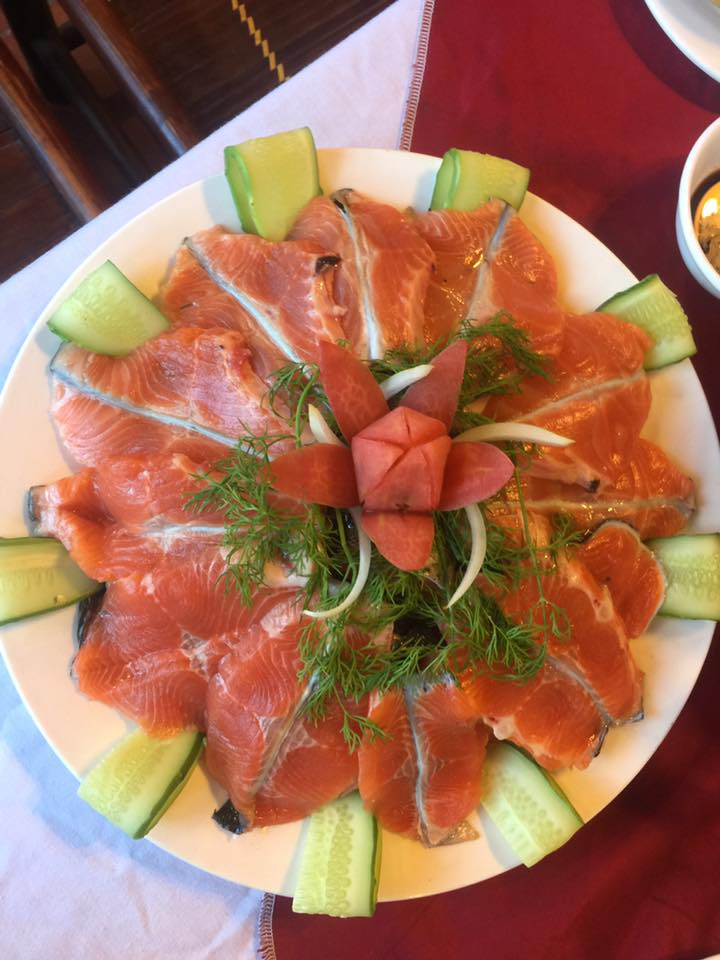Thưởng thức các món cá tại Lào Cai
