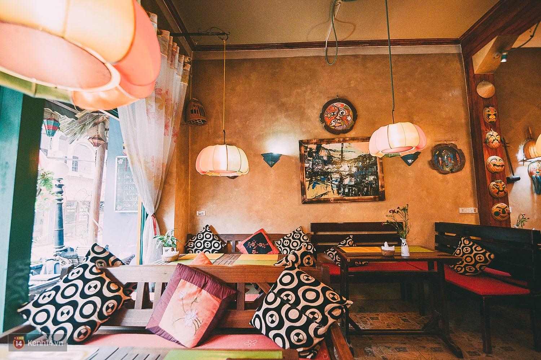 Quán Cafe Gần Hồ Xuân Viên Sapa