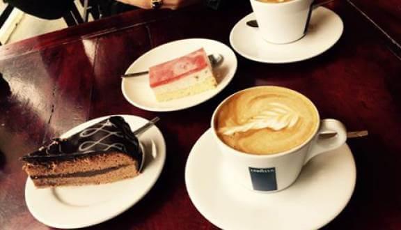 quán cafe ở thị trấn Sapa
