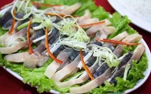 Thưởng thức các món cá ngon tại Sapa