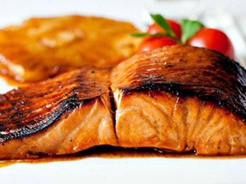 Nhà hàng Cá Hồi Sapa