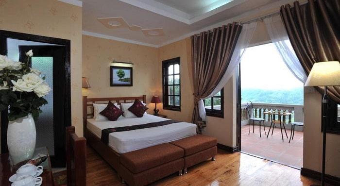 khách sạn 2 sao tại Sapa