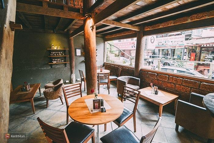 quán cafe view đẹp nhất Sapa