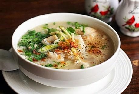 Ăn Cháo Ở Lào Cai
