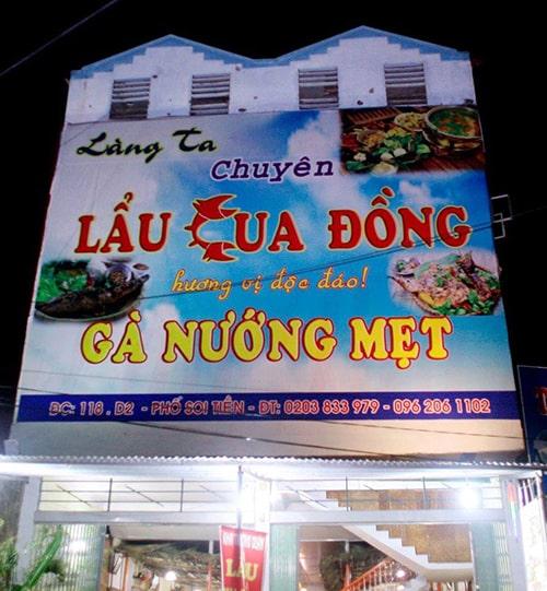 Quán Gà Ngon Sapa