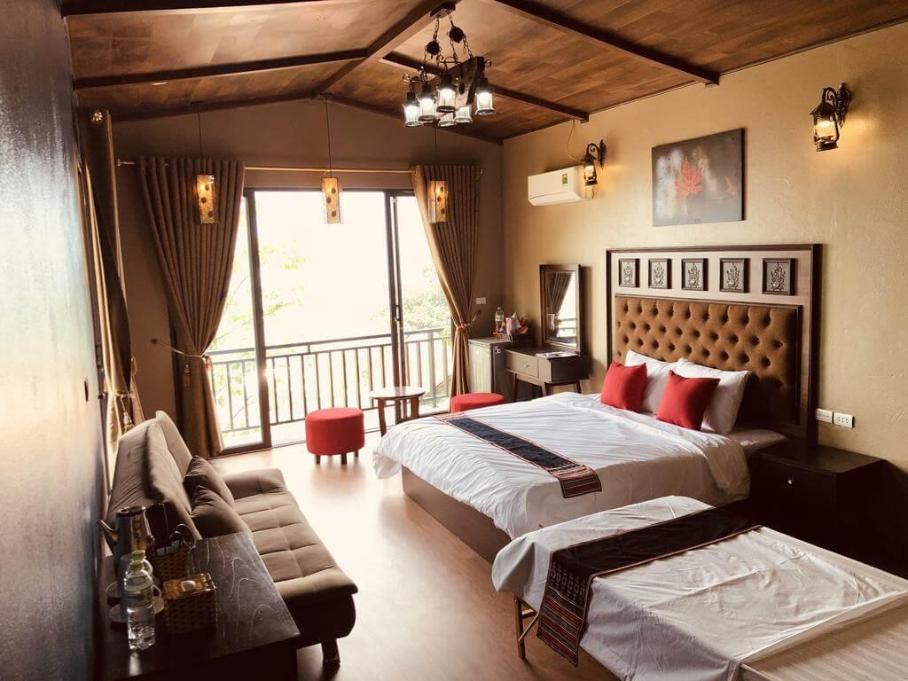 Hotel có không gian hấp dẫn tại Sapa