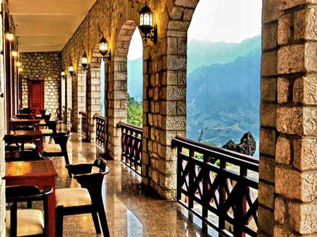 Khách Sạn Sapa Có View Núi