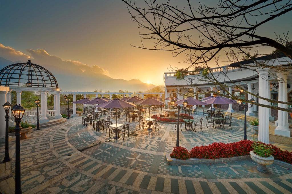 Khách Sạn Sapa Có View Đẹp