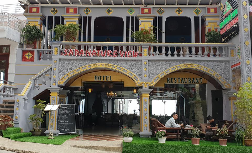 Khách Sạn Ở Sapa View Đep Giá Rẻ
