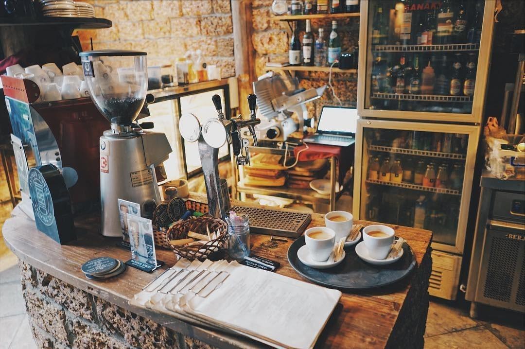Cùng Truy lùng các tiệm cà phê có view nhà thờ đá
