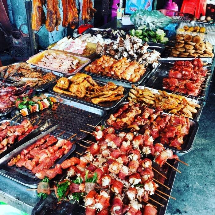 Chợ Ẩm Thực Sapa