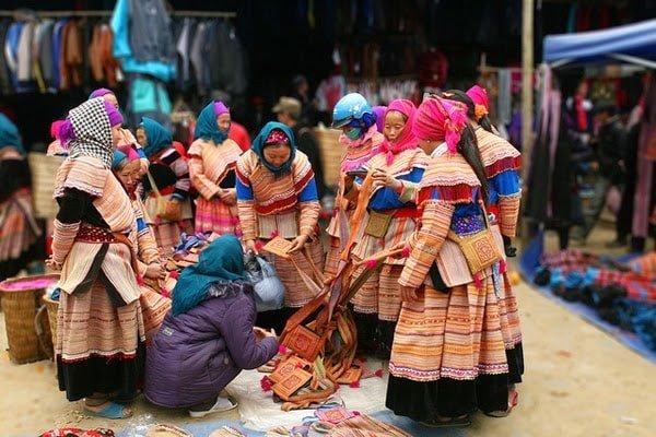 Khám phá các chợ vùng cao tại Lào Cai
