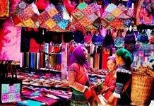Các Phiên Chợ Ở Sapa