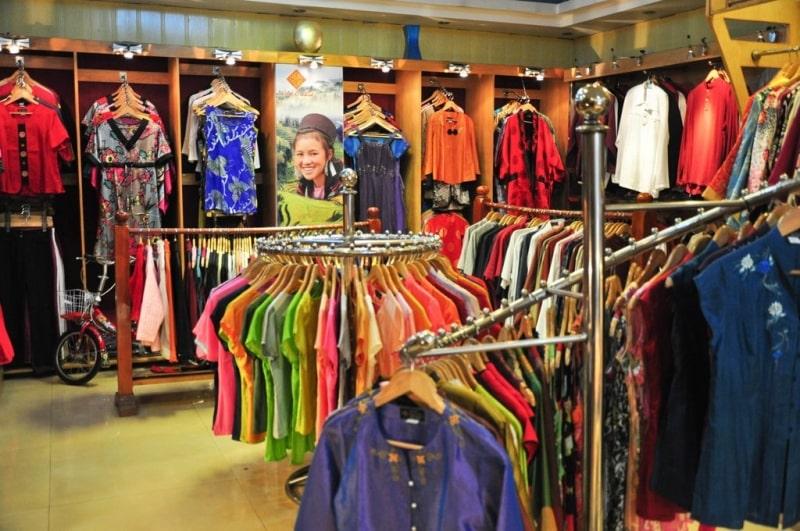 Shop Quần Áo Ở Sapa