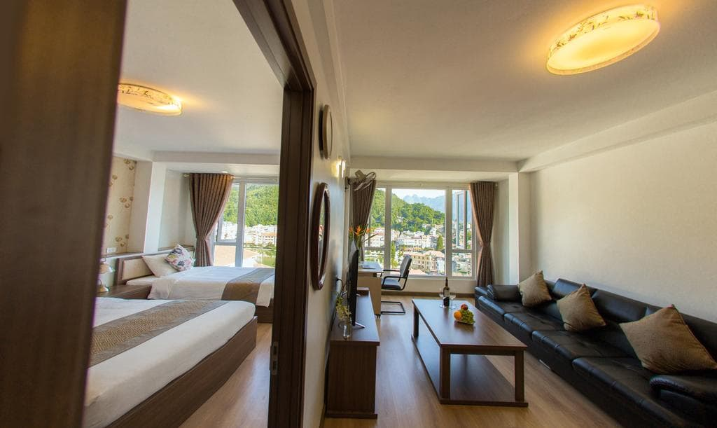 Hotel 3sao ở Lào Cai