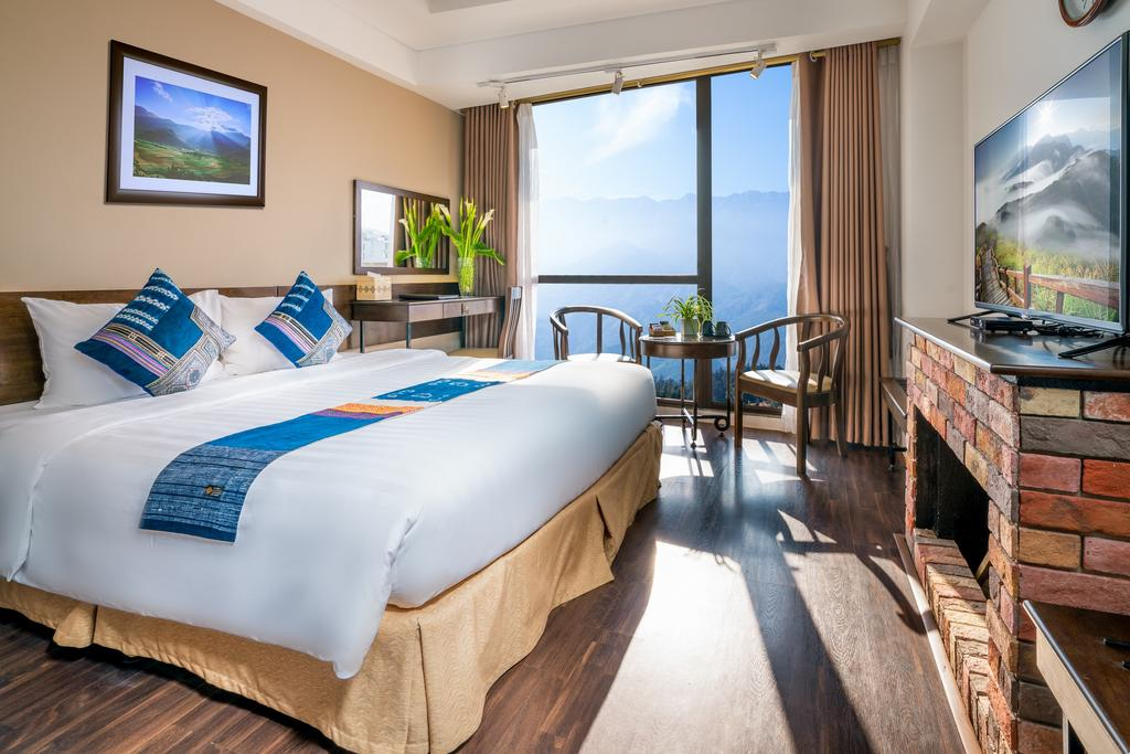 khách sạn phố núi Sapa