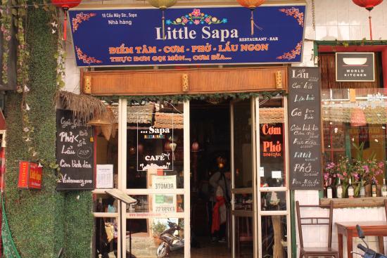 Nhà hàng các món tối cho du khách tại Lào Cai