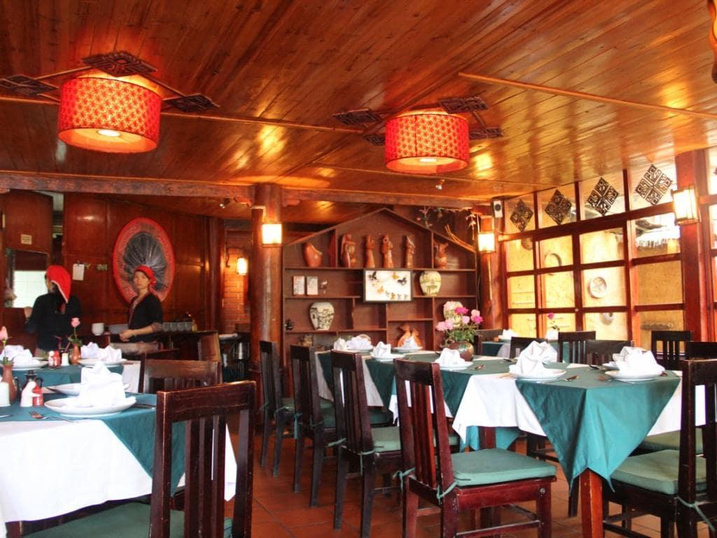 quán ăn trưa ngon ở sapa