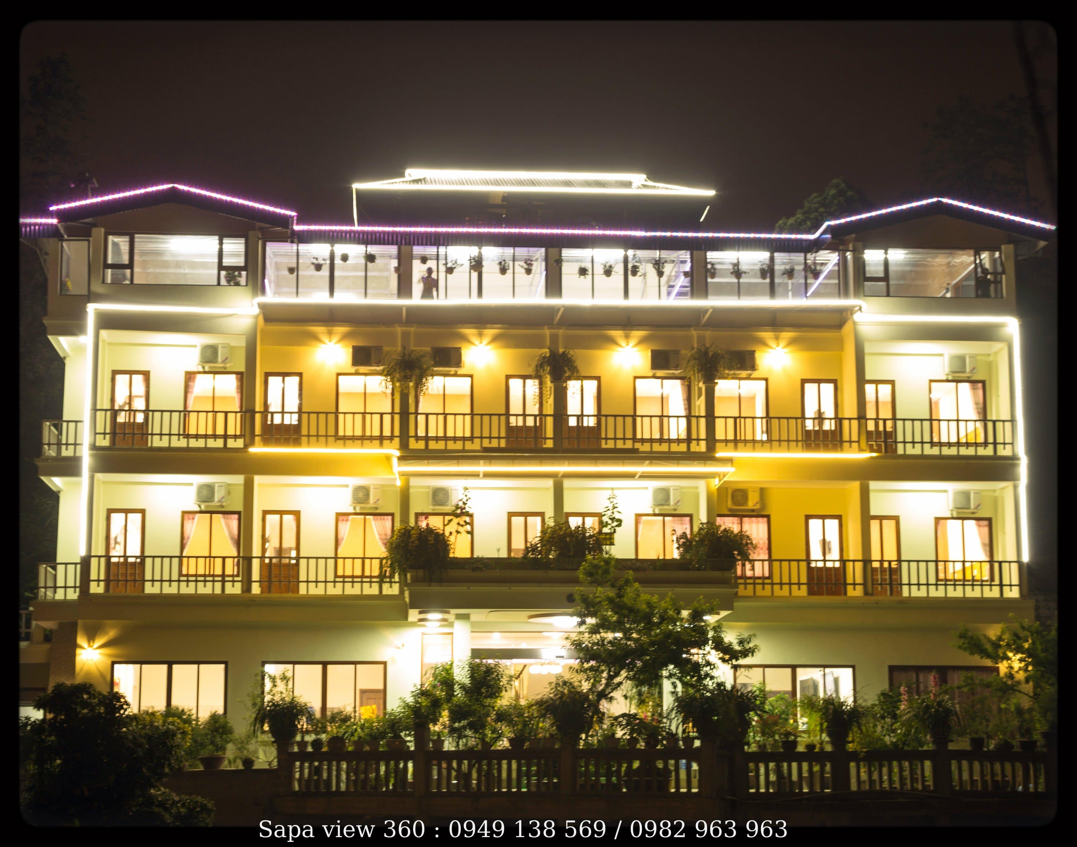 Khách Sạn 3 Sao Tại Sapa