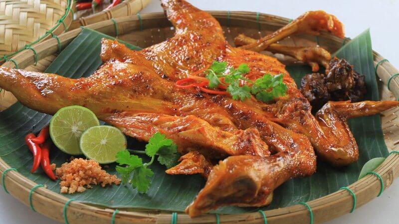 các món ăn ngon ở mai châu
