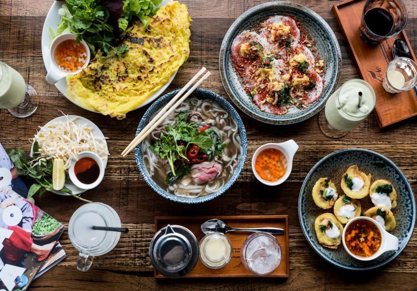 quán ăn sáng ngon mộc châu
