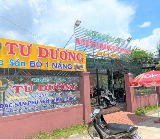 Bò 1 Nắng Phú Yên