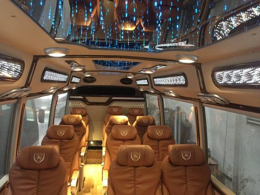 Nhà xe đi sapa -Nhà xe Golden Limousine