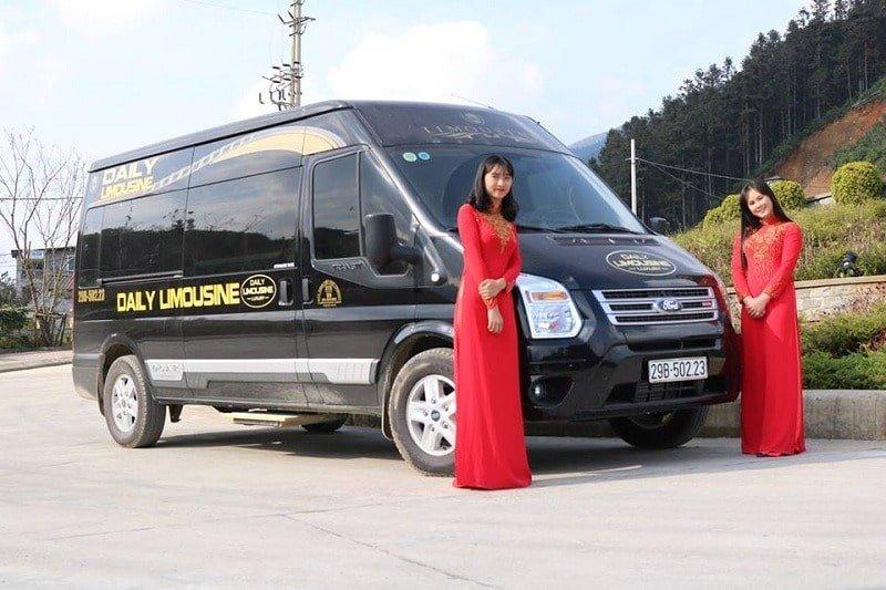 Nhà xe Daily limousine- Nhà xe đi sapa từ Hà Nội