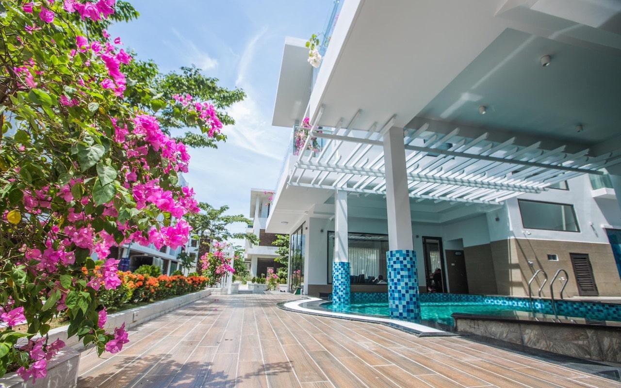 căn villa FLC Sầm Sơn