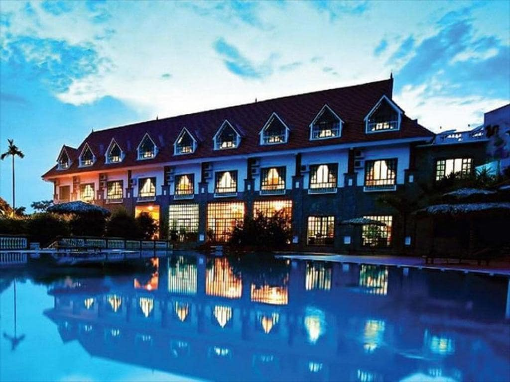 V resort Kim Bôi